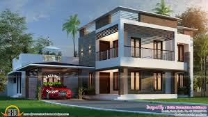 Modern Floor Plans For New Homes by June 2016 Kerala Home Design And Floor Plans