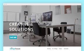 14 inspirational portfolio websites created in webydo