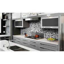 Smart Tiles Kitchen Backsplash Peel And Stick Tile Backsplash Muretto Alaska Smart Tiles