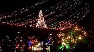 Christmas Lights Texas Fiesta Texas Christmas Light Show Youtube