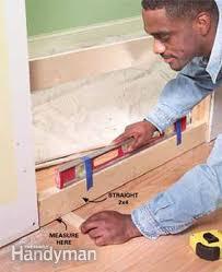 Prehung Interior Door Installation How To Replace An Interior Door Family Handyman