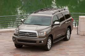 suv toyota sequoia 2016 toyota sequoia overview the news wheel