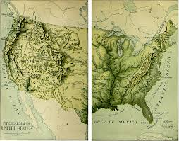 Physical Map United States File Nie 1905 United States Physical Map Jpg Wikimedia Commons