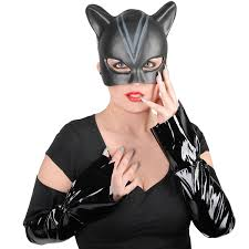 catwoman costume for toddlers amazon com leg avenue women s feline femme fatale mask costume