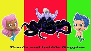bubble guppies new adventure episode 01 ursula bubble guppies