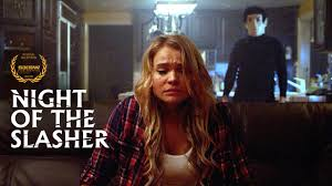 chance halloween horror nights actress night of the slasher on vimeo