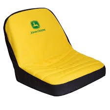 john deere riding mower seat cover 92324 the home depot