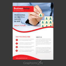 free flyer design flyer design free psd and vector file graphicmore