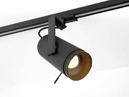 led adjustable track light spektra by modular lighting instruments