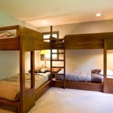 Beds For Kids Rooms by 22 Bunk Beds For Four A Space Saving Solution For Shared Bedrooms