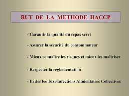 normes haccp cuisine collective françois linossier technicien en restauration collective ppt