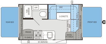 2014 jay feather ultra lite floorplans u0026 prices traveland rv