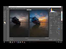 tutorial fotografi landscape tutorial edit foto landscape menggunakan photoshop cc youtube