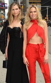 natural color of yolanda fosters hair erin and sara foster amaze as they share thoughts on yolanda
