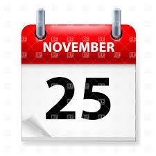 free printable november clip 27