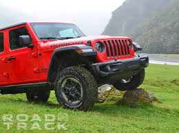first jeep wrangler first in action photos videos of 2018 wrangler jl and jlu