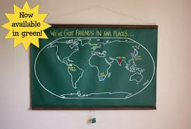 map world ro chalkboard world map large size travel world map