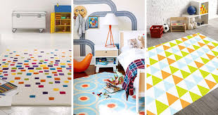 10 cheerful rugs that will brighten up any kids room contemporist