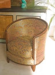 Reading Armchair Art Deco Armchair 1920 Armchair Reading Armchchair Shape Called