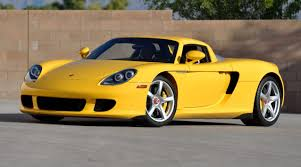 Porsche 918 Carrera Gt - 2005 porsche carrera gt heading to auction