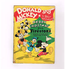 donald u0026 mickey merry christmas gold age 1945 special presented