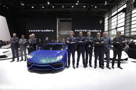 lamborghini asterion doors lamborghini asterion at mondial de l u0027automobile 2014