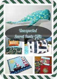 practical secret santa gifts to sew seams and scissors