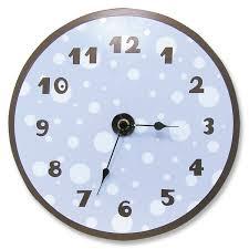 amazon com trend lab wall clock basketball nursery clocks baby
