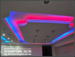 Led Lighting Ceiling Fixtures False Ceiling Led Lights Theteenline Org