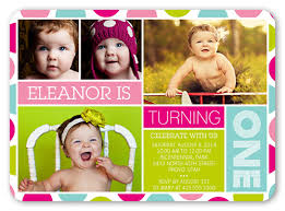 5x7 baby u0027s first birthday cards u0026 birthday photo cards shutterfly