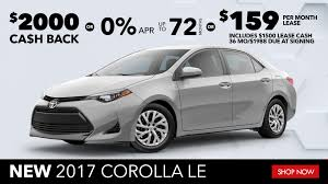 toyota now current new toyota specials offers wilde toyota