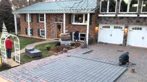 Exterior Home Design by Exterior Design Cozy Nicolock Pavers For Interesting Outdoor