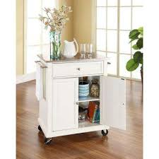 small rolling kitchen island kitchen carts carts islands utility tables the home depot