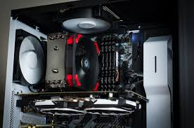 valkyrie custom gaming pc in nzxt source 340 white u2013 evatech news