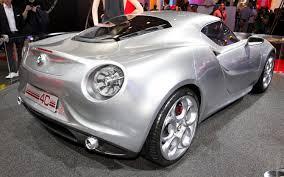 alfa romeo 4c concept alfa romeo 4c concept 2011 frankfurt auto show motor trend
