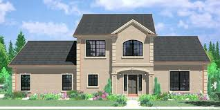 double floor house elevation photos two story house plans photos low budget two story house plans in