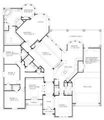 One Story House Plans With Two Master Suites Kind Of Obsessed With This One Story Floor Plan For The Home