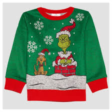 snoopy christmas sweatshirt dr seuss toddler boys how the grinch stole christmas sweatshirt