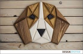 wooden animal wall products poligon wooden animal wall decor designspotter