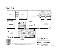 mobile home floor plans florida tnr 7642 mobile home floor plan ocala custom homes plans texas