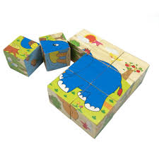 amazon com rolimate educational preschool wooden cube block