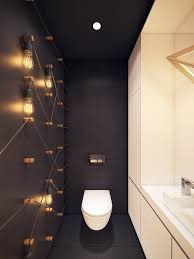 Creative Lighting Ideas Bathroom Small Toilet Interior Design Ideas Chandeliers For Dining