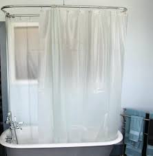 Oversized Curtain Rod Shower Curtains Oversized Shower Curtain Rings Design Clipperton