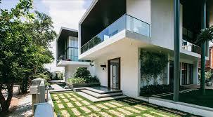 home courtyard courtyard house bangalore abin design studio