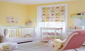 Baby Girls Nursery 35 Yellow Baby Nursery Rooms Baby Nursery Ba Nursery
