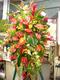 funeral floral arrangements picket fence florist sympathy floral arrangements
