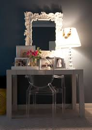 White Lucite Desk Best 25 Parsons Desk Ideas On Pinterest Desk Ideas Acrylic
