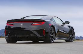 honda supercar new honda nsx type r could be on the way with rwd report