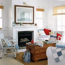 coastal themed living room nautical themed living room decoration