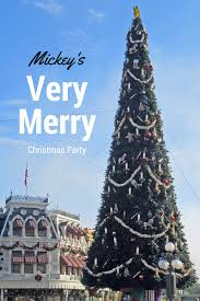 mickey u0027s very merry christmas party archives allen vacation